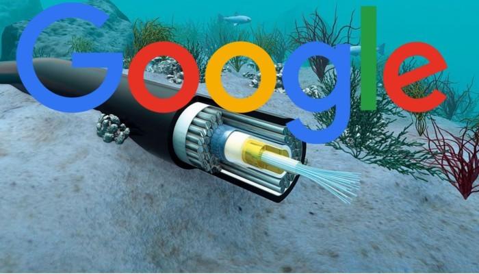 Google ha in mente di posare 3 cavi sottomarini in fibra ottica in giro per il mondo per espandere i suoi servizi cloud