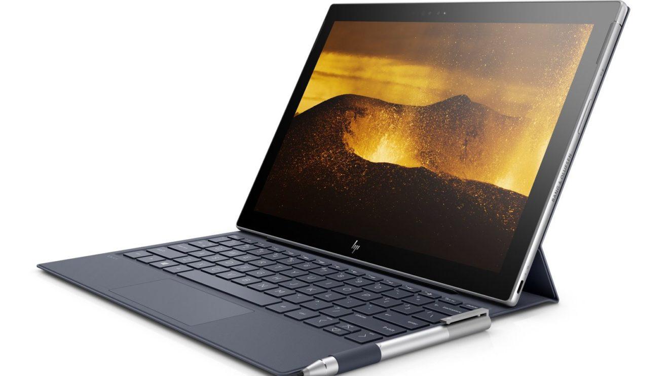 CES 2018, HP lancia l'Envy X2 in versione Intel Core