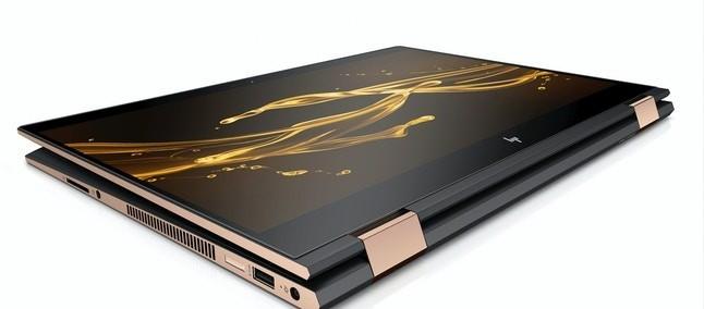 """CES 2018, HP rinnova lo Spectre X360 15"""" con Intel di 8a generazione"""