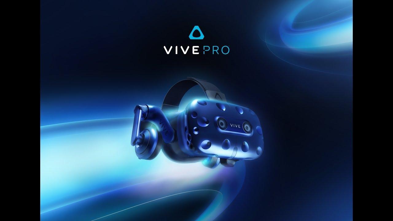 CES 2018, HTC Vive Pro è il nuovo potente visore della compagnia