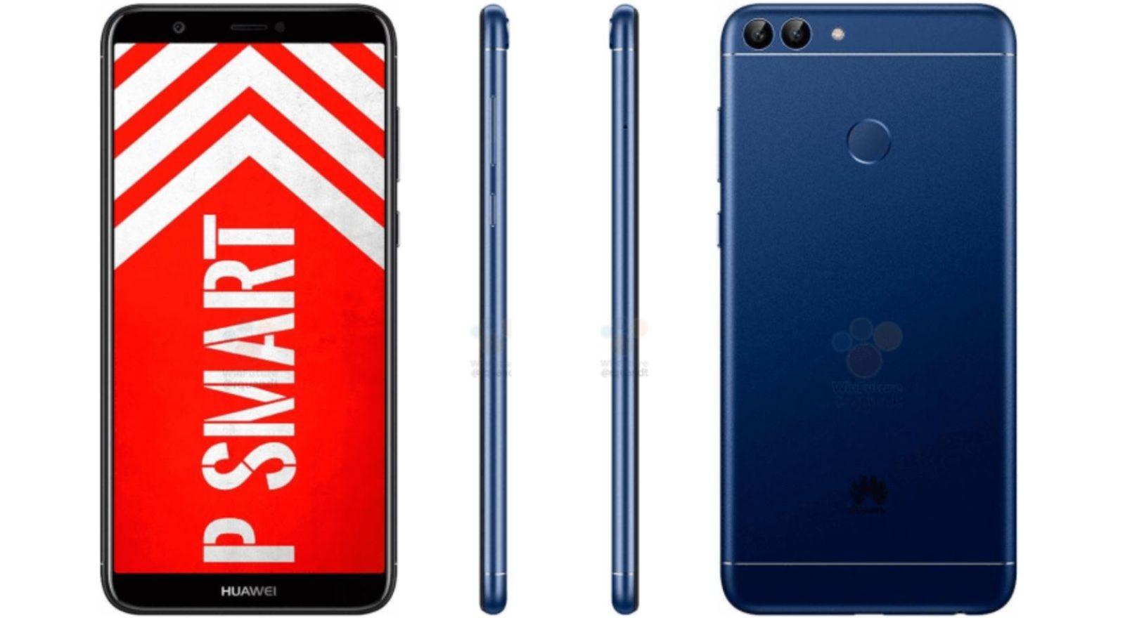 Huawei P Smart arriverà a gennaio in Europa