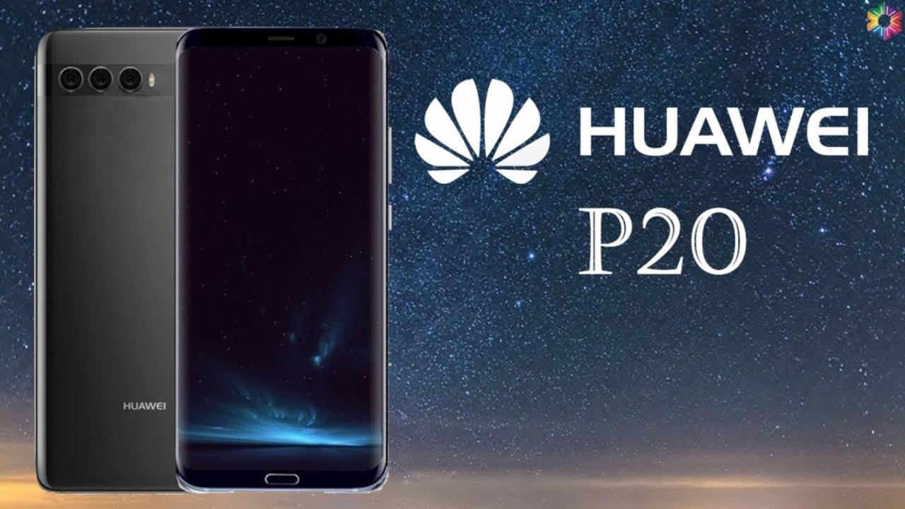 Nuova serie Huawei P20 messa a nudo da Evan Blass
