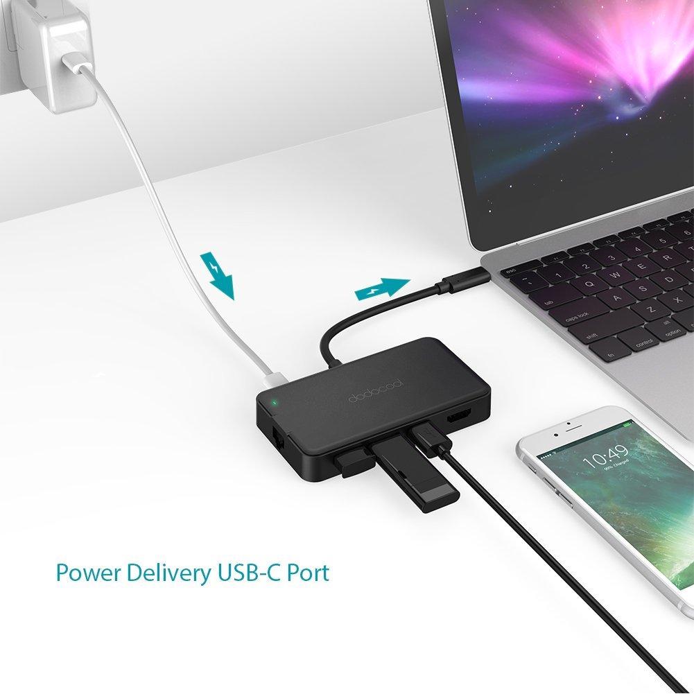 Dodocool lancia gli sconti di fine marzo su Hub USB e cuffie in-ear