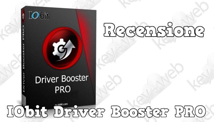 IObit Driver Booster PRO, il tuo PC sempre aggiornato