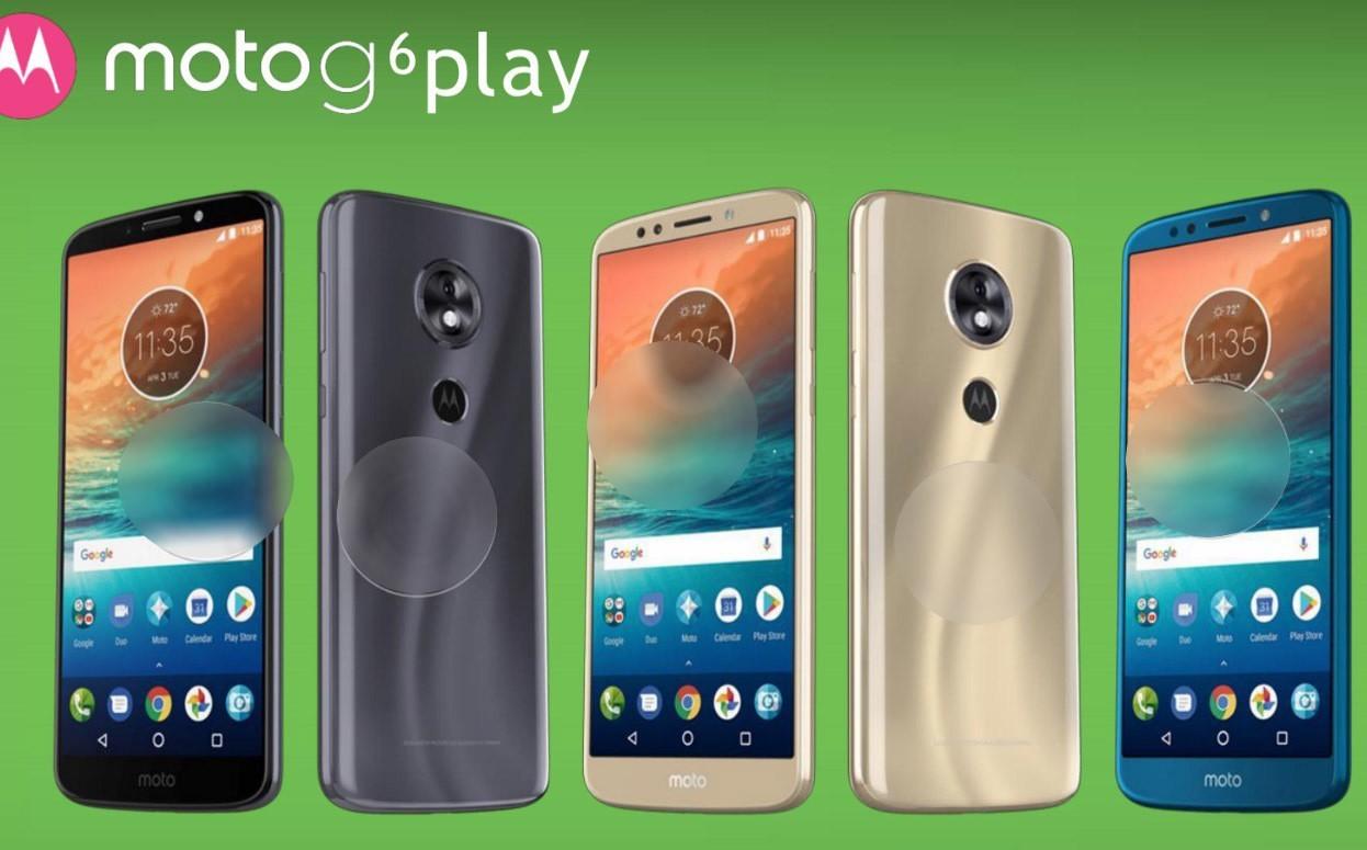 Foto reali di Moto G6 Play finalmente in rete