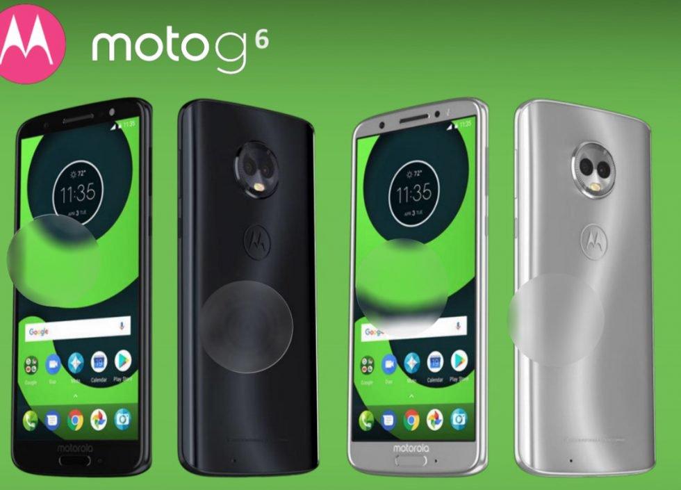 Anche Moto G6 mostra la scheda tecnica su Geekbench