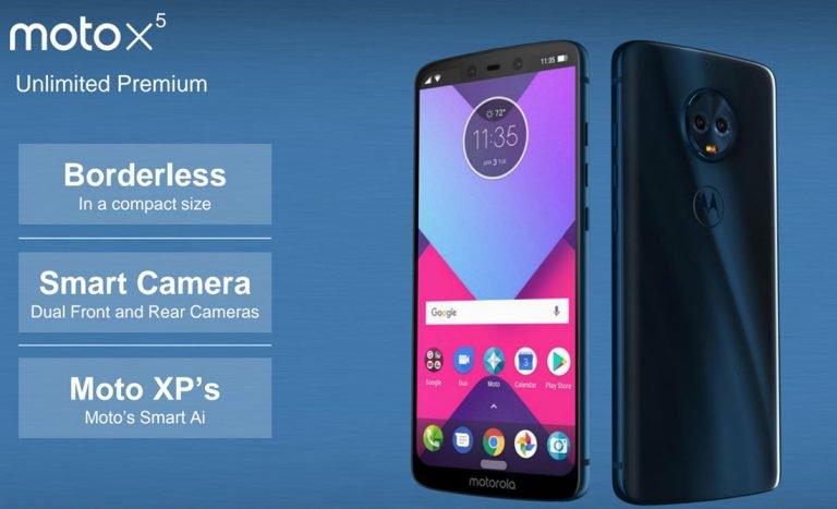 Moto X5 si ispira ad iPhone X nelle nuove immagini disponibili in rete