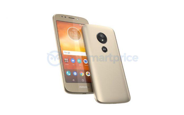 Motorola Moto E5 Plus, le prestazioni in un benchmark