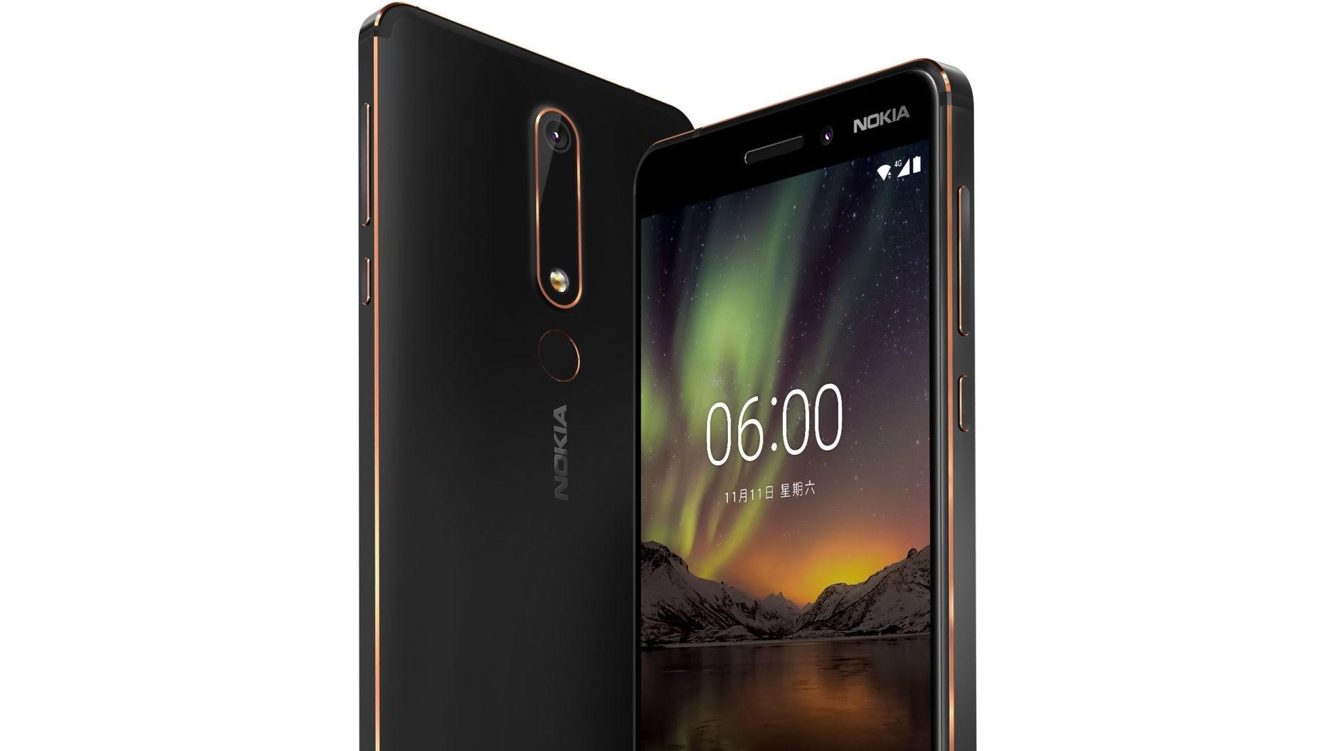 Nokia 6 2018 si aggiorna subito ad Android 8.0 Oreo