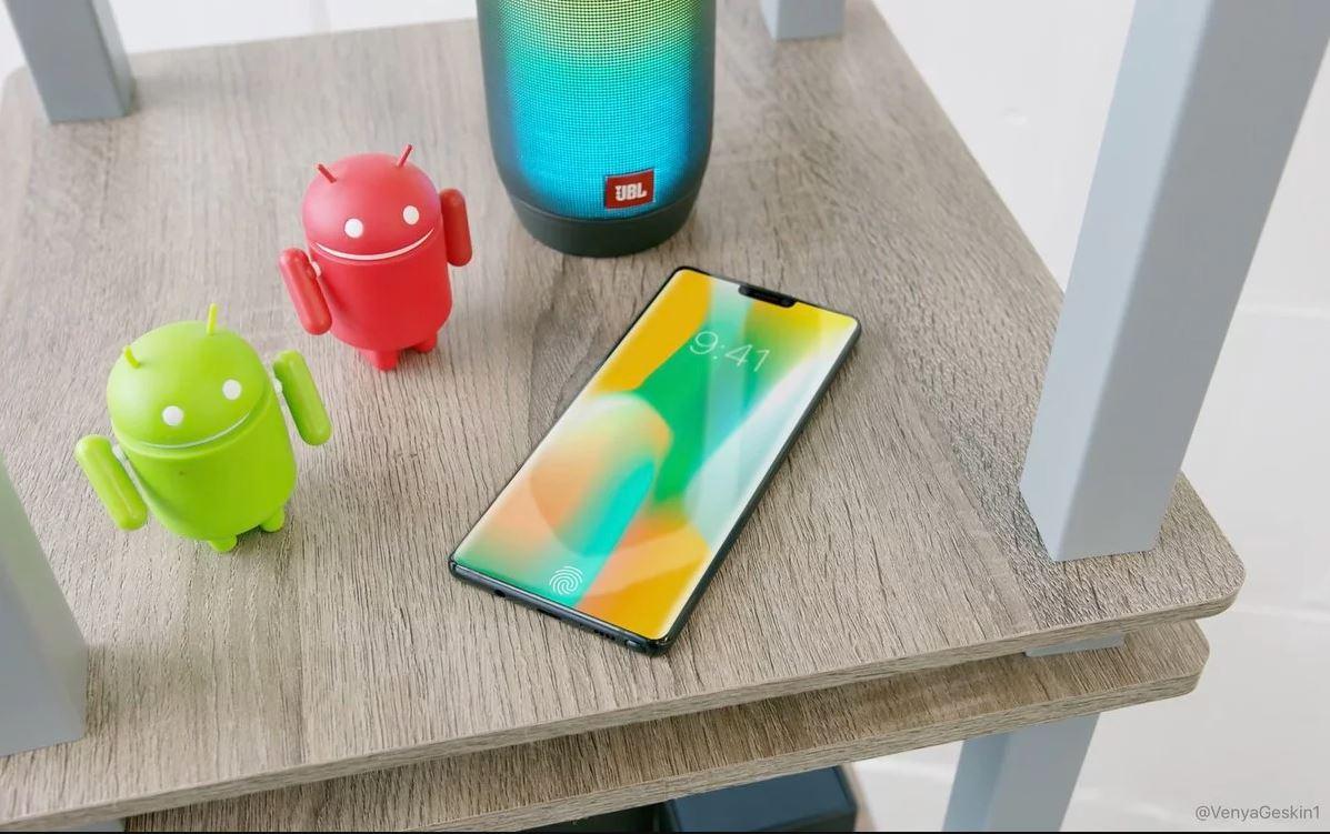 Samsung Galaxy Note 10 è meraviglioso in queste immagini concept