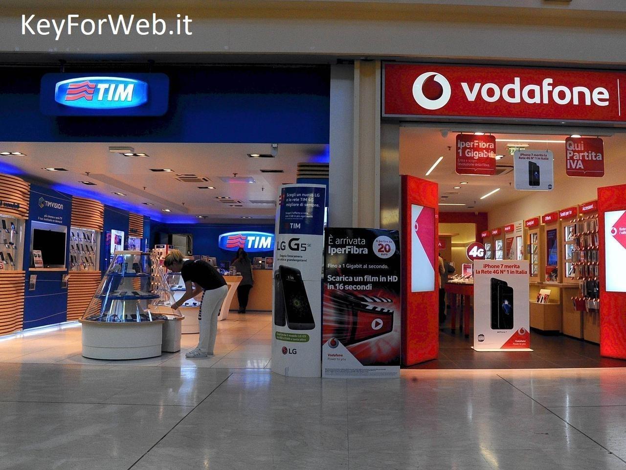 Grossissima opportunità per chi passa a Vodafone fino al 5 gennaio