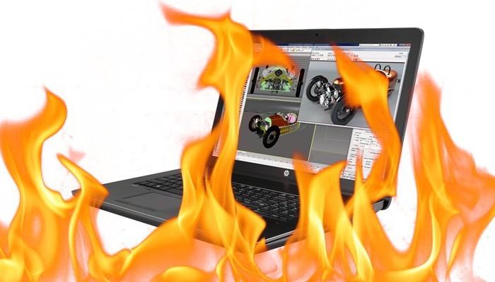 Portatili HP a rischio esplosioni per colpa della batteria, inizia il richiamo ufficiale