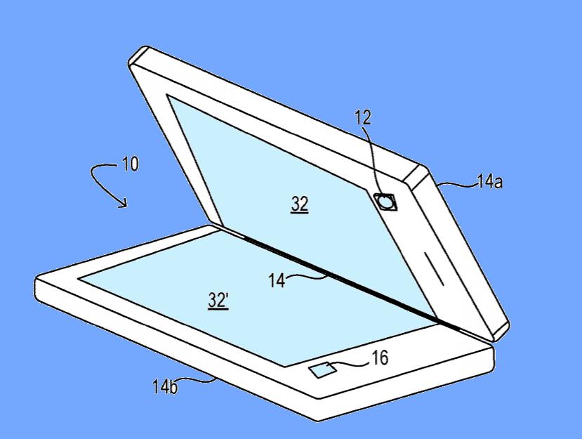 Retractable Camera Cap Surface Phone