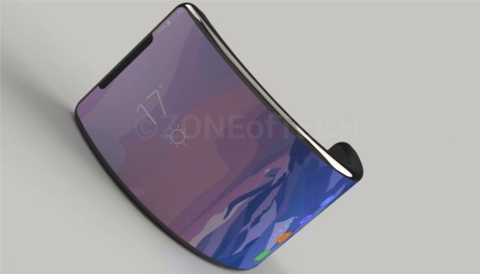 Emerge mezzo Samsung Galaxy S10, sarà lui?