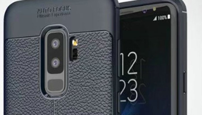 Tutto pronto per il lancio di Samsung Galaxy S9 con i nuovi case