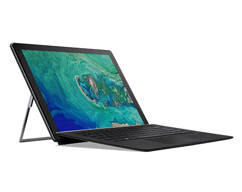 CES 2018, Acer lancia la sfida a Surface Pro con il nuovo Switch 7 Black Edition