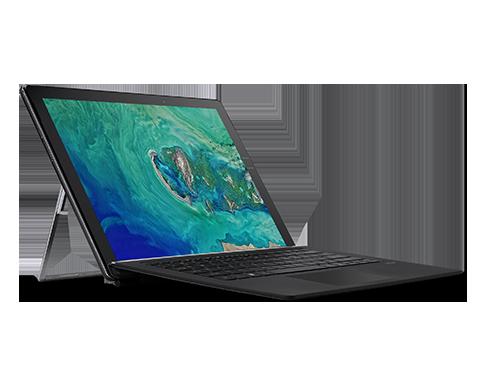 CES 2018, Acer lancia la sfida a Surface Pro con il nuovo Switch 7 Black Edition