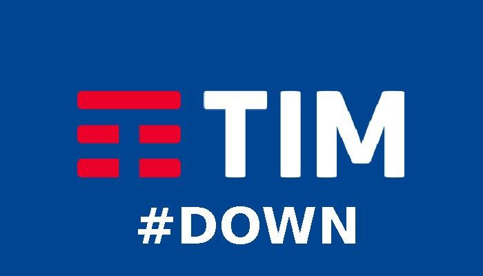 Importanti aggiornamenti su TIM Down di ieri, internet lento