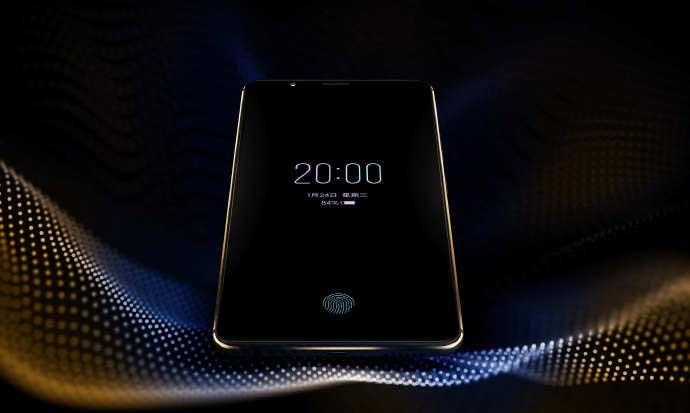 Vivo X20 Plus UD ufficialmente presentato in Cina