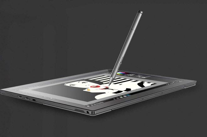 CES 2018, Lenovo lancia il nuovo convertibile 2 in 1 ThinkPad X1