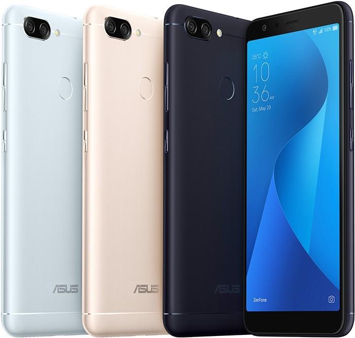 ASUS ZenFone Max debutta con il lancio di ZenFone Max Plus (M1)