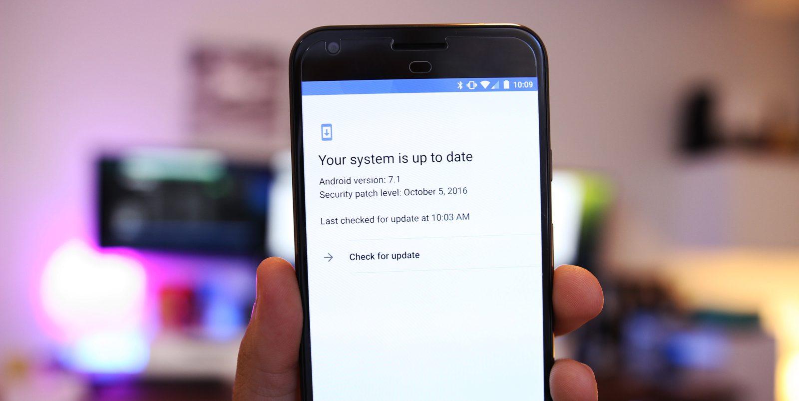 Google Pixel e Nexus si aggiornano con le patch di sicurezza di gennaio