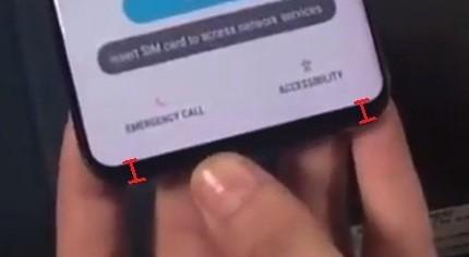 Samsung Galaxy S9, potrebbe essere lui in questa immagine
