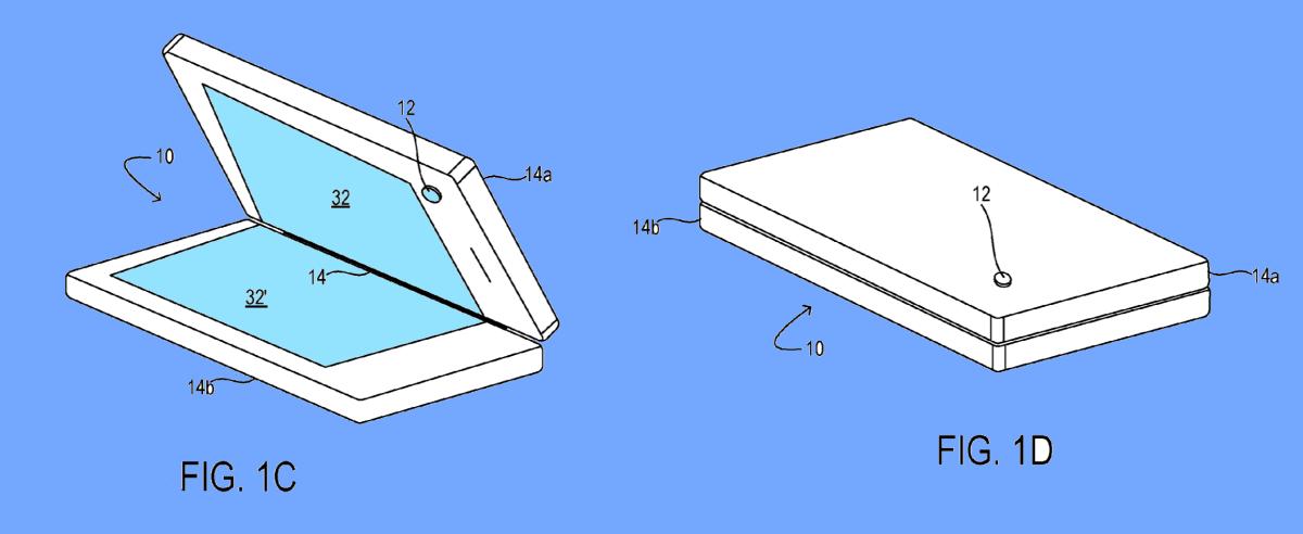 floating camera Surface Phone