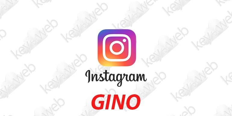 Chi è Gino che spopola su Instagram?