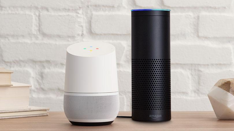 Google Home e Amazon Echo: il 2018 sarà un anno importante