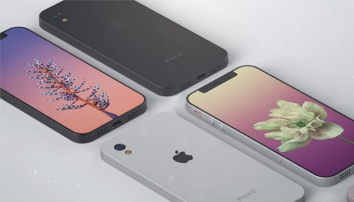 Apple iPhone SE 2 si mostra con il notch