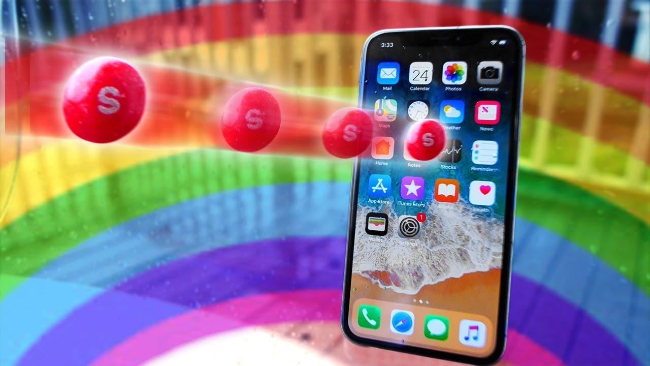 iPhone X in un nuovo drop test, quanto è resistente lo schermo?