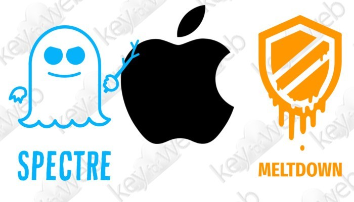 """Apple sotto accusa per colpa di Meltdown e Spectre: """"sapeva e non ha parlato!"""""""