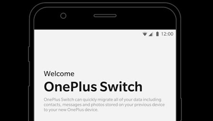 Passa ai dispositivi OnePlus con OnePlus Switch