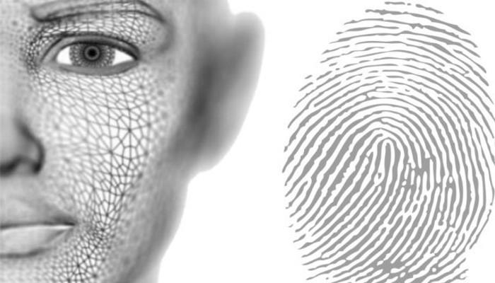 smartphone Android lettore di impronte digitali Face ID