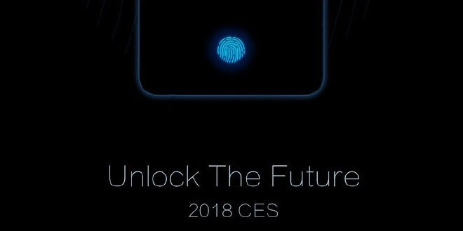 Lo smartphone con fingerprint su schermo di Vivo potrebbe apparire al CES 2018