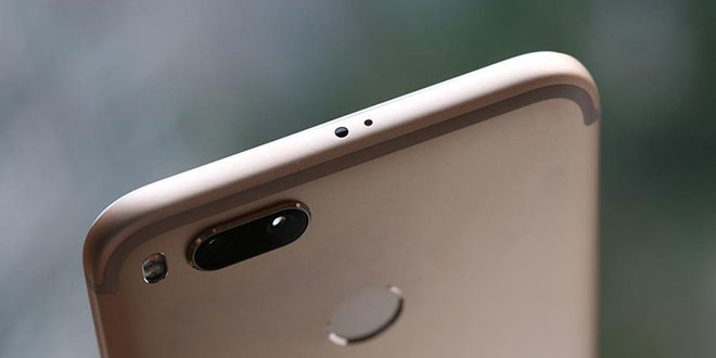 Xiaomi Mi 6X: ecco la prima presunta foto reale