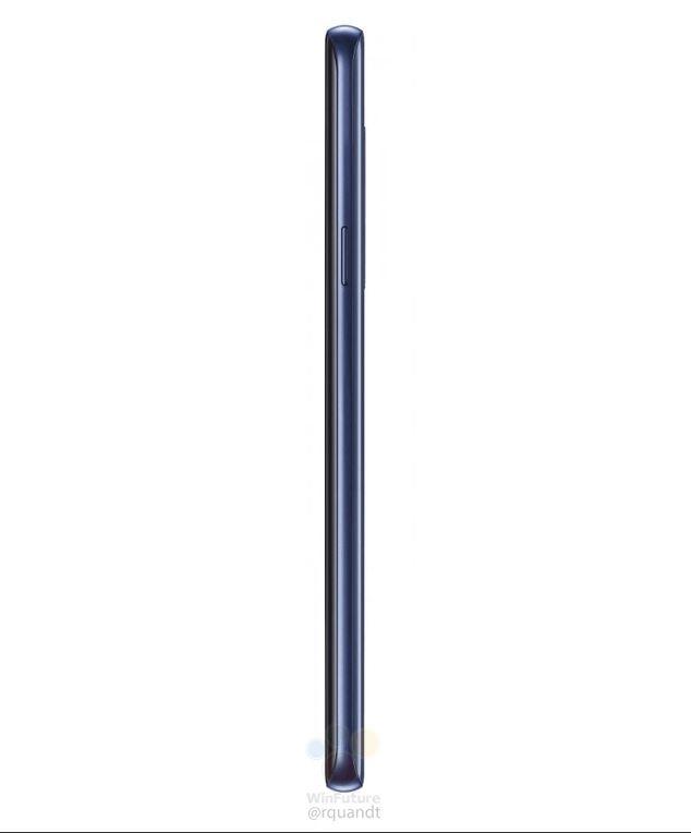 Questo è Samsung Galaxy S9 con informazioni ed immagini ufficiose pronto per il lancio