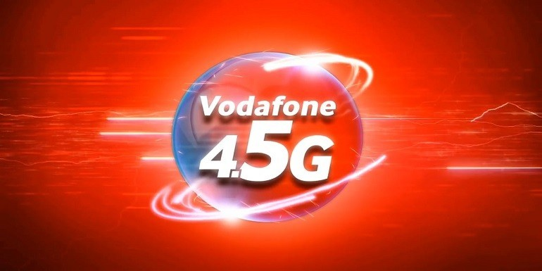 Vodafone attiva il 4.5G in Italia ed a inaugurarlo è Galaxy S9