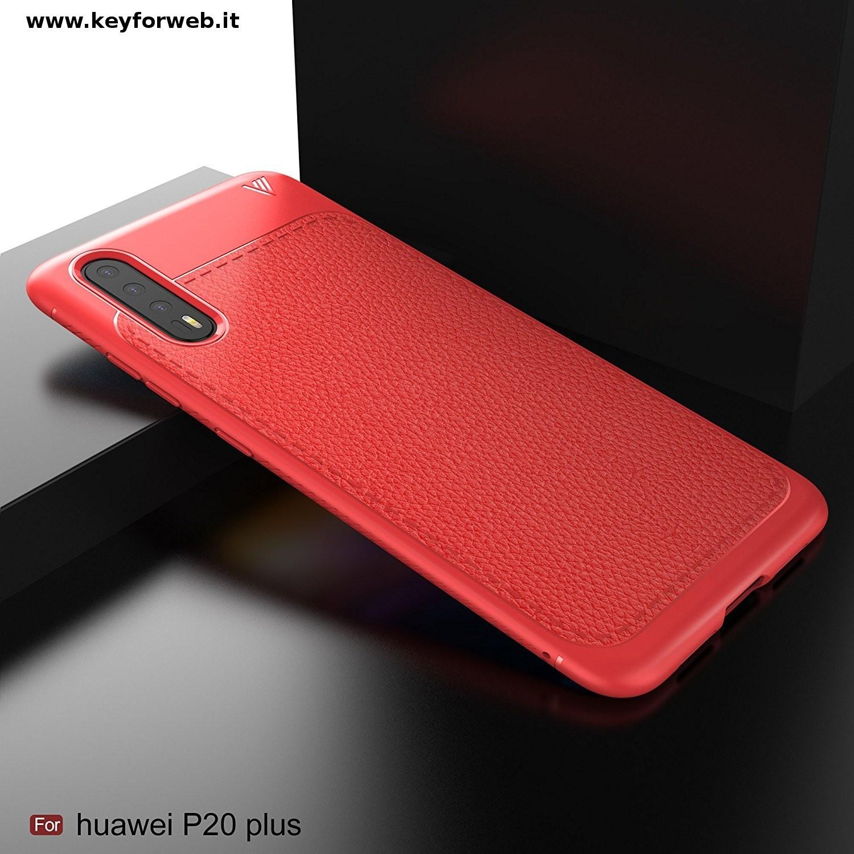 Huawei P20, eccolo completo in un nuovo case