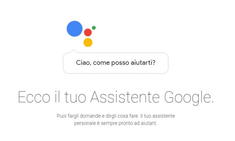 Assistente Google disponibile in oltre 30 lingue nel 2018