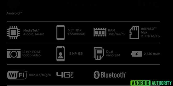HTC Desire 12, specifiche confermate dalla confezione di vendita