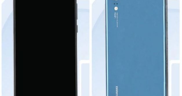 Huawei P20: le reali immagini dal TENAA