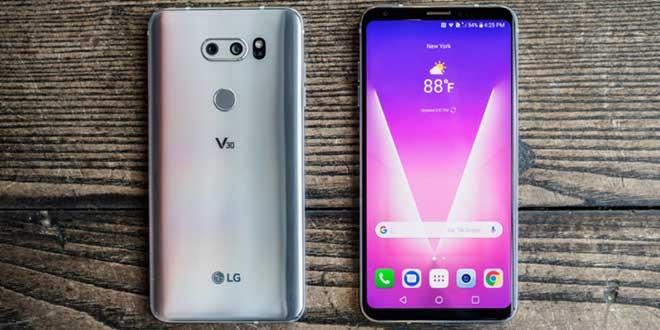 MWC 2018: LG V30 sarà aggiornato ad Android 8 ad aprile con ThinQ