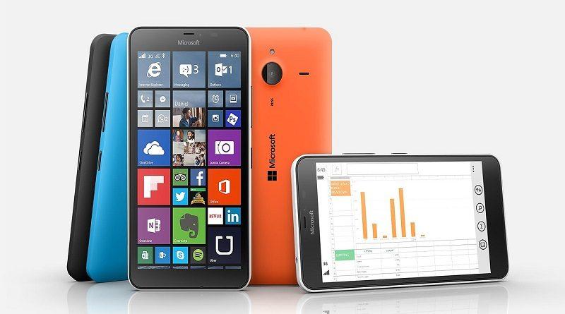 Ultimi Microsoft Lumia venduti attraverso lo store online