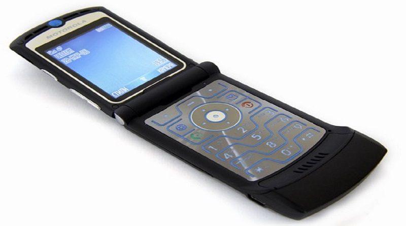 Motorola Razr potrebbe tornare dal passato
