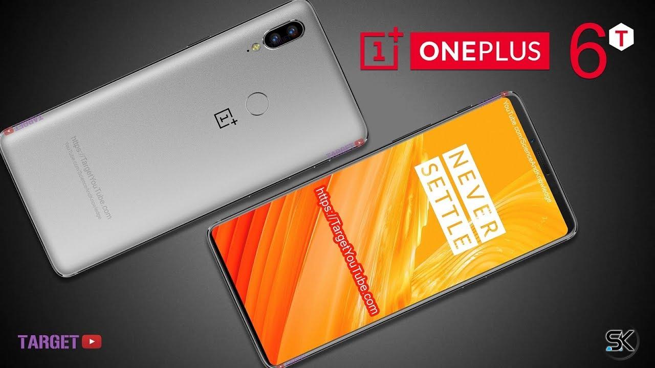 OnePlus 6T arriverà con una nuova versione OxygenOs