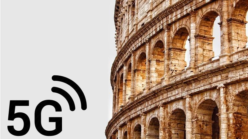 Roma 5G