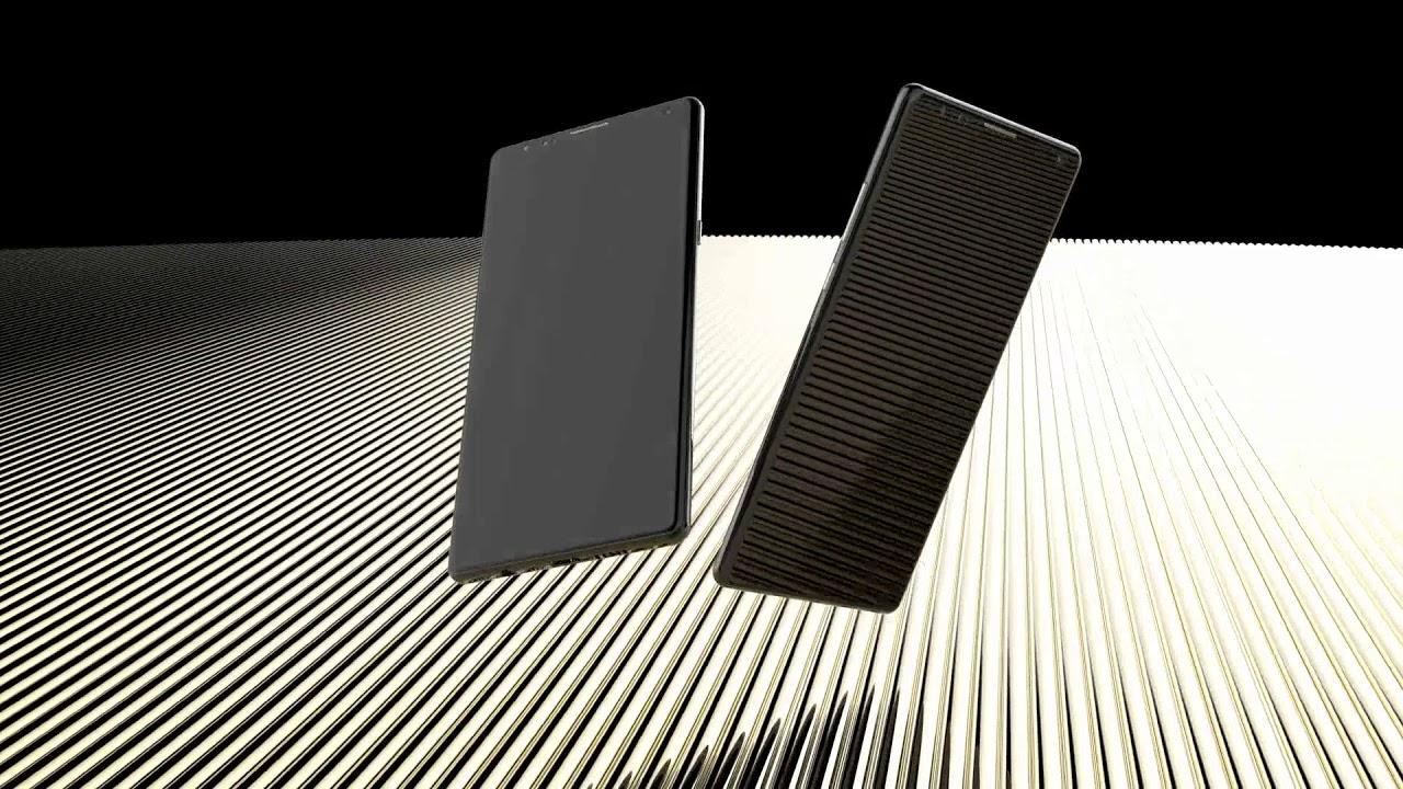 Samsung Galaxy Note 9 sarà più piccolo di 2 millimetri rispetto Note 8