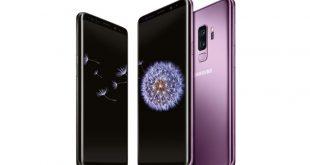 Samsung Galaxy S9 vs Galaxy S8: batterie a confronto